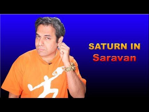 Saturn in Saravan Nakshatra in Vedic Astrology