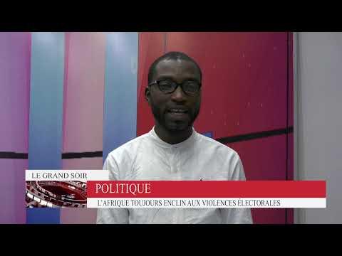 l'Afrique toujours enclin aux violences électorales