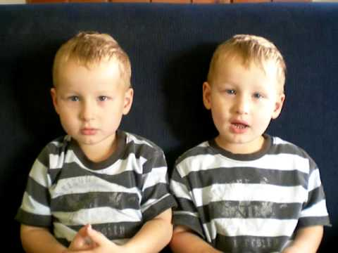 Mirror identical twins youtube for Mirror twins