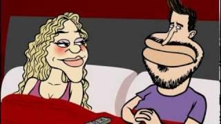 Loca, loca - Shakira y Piqué Waka waka