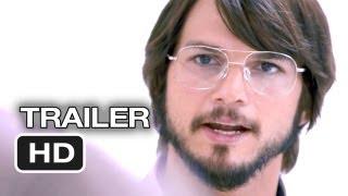 Jobs Official Trailer #1 (2013) Ashton Kutcher Movie HD