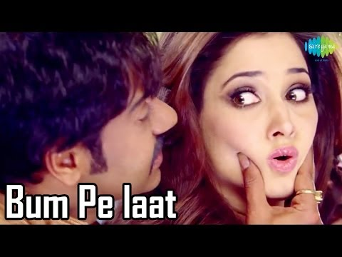 Bum Pe Laat Official New Song Video | Himmatwala [2013] | Ajay Devgn | Tamannaah