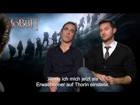 iTunes exclusive interview: Andy Serkis, James Nesbitt, Richard Armitage