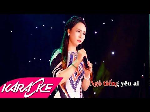 Câu Chuyện Đời Tôi Karaoke - Đào Anh Thư | Bolero Trữ Tình MV HD