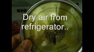 Hygrometer: Instrument For Measuring Humidity In Air