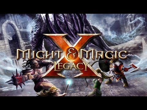 Might & Magix X Legacy Gameplay BR