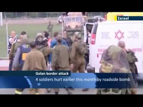 IDF kills 2 Syrian gunmen in Golan clash