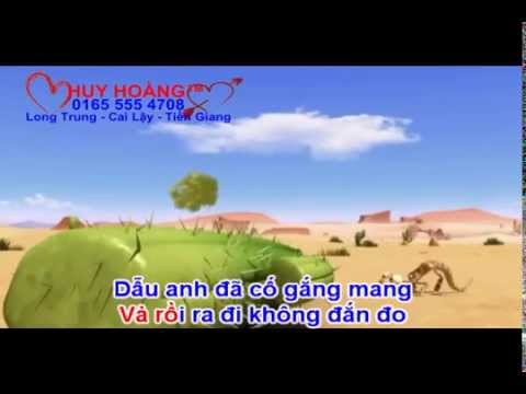 [Karaoke]Anh Nhớ Em Người Yêu Cũ HD - Huy Hoang Karaoke Beat