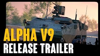 Squad - Alpha 9 Release Trailer