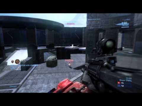 Ninja's Final Halo Reach Montage : 100% MLG - Edited by CjNew
