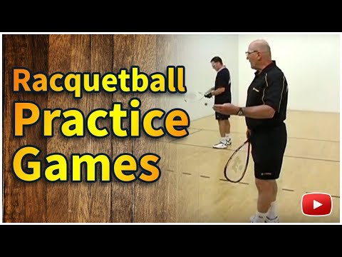 Racquetball: Secrets of the Pros -  Games to five featuring Jim Winterton