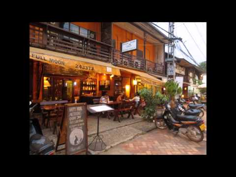 第47弾 A Guide Video for the city of Vientiane, Laos Sono-③Atmosphere in the Riverside Area