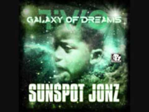 Sunspot Jonz - Willie's Windy Night Blues - Galaxy of Dreams Part 2