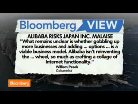 Does Alibaba Risk Getting Too Big in Buying Spree?