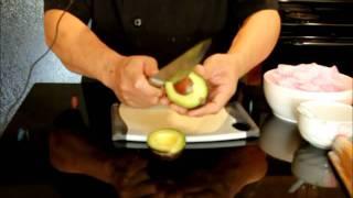 Cooking | hd cach lam sushi ta | hd cach lam sushi ta