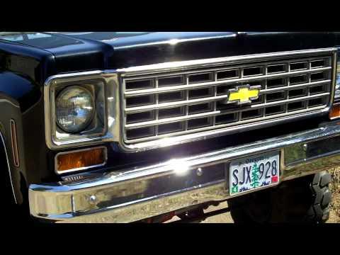 76 Chevy K10 4x4 454 Big Block 3/4 Ton Running Gear 6