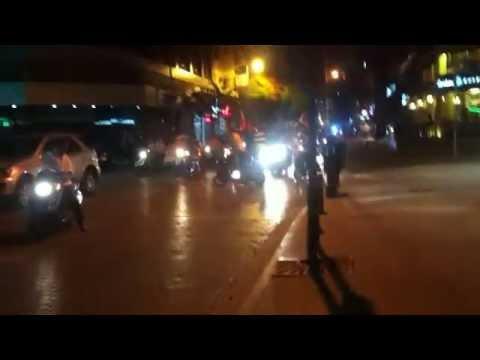 بشار الاسد بعد الانتخابات-  لبنان -بيروت -شارع الحمرا ....Bashar al-Assad after winning his election