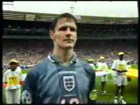 God Save the Queen - england vs Germany semifinal euro 1996