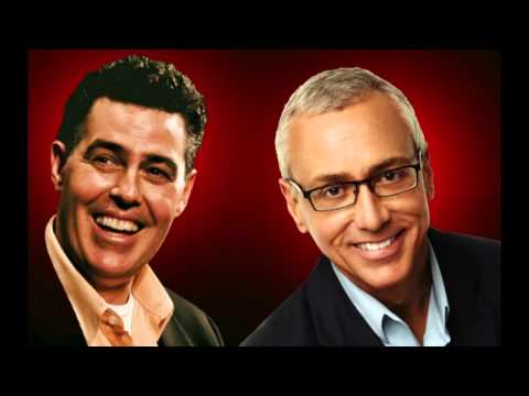Adam Carolla & Dr. Drew - Stupid News Agencies with Agendas