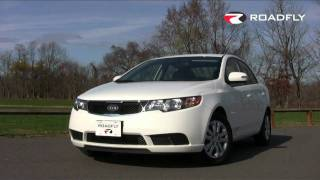 Roadfly.com 2010 Kia Forte Road Test And Review