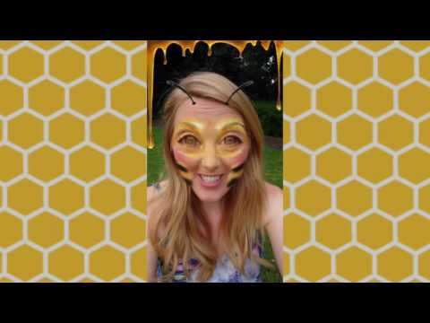 Top 5 Honey Bee Facts - Voice Changing Bee Filter Snapchat Story!