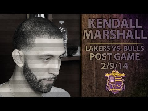Lakers vs. Bulls: Kendall Marshall On Steve Nash Injury and Kaman's Performance
