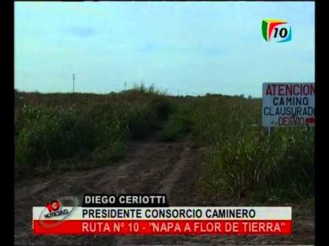 Noticiero de Canal 10 19_03_2013