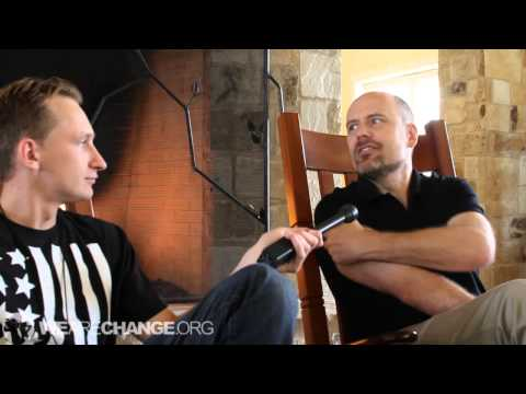 Stefan Molyneux and Luke Rudkowski Bitcoin, Internet Freedom and Liberation