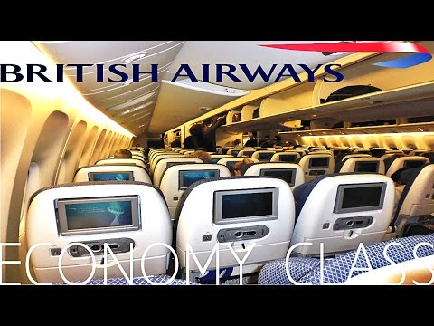 British Airways London to Singapore Economy TRIP REPORT Flight 15 - Boeing 777-300