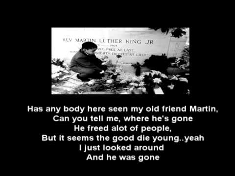 Marvin Gaye – Abraham, Martin and John Lyrics | Genius Lyrics