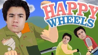 Ice Ice Baby [Happy Wheels]