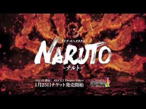Trailer Nhạc Kịch Naruto