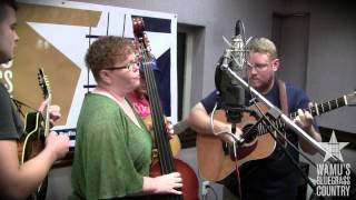 Nu-Blu - Shadows Of The Night [Live at WAMU's Bluegrass Country]