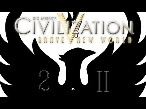 Civilization V:Brave New World: Marathon mode! Episode 2 - The Art of War