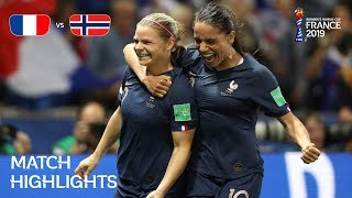 France v Norway - FIFA Women's World Cup France 2019™