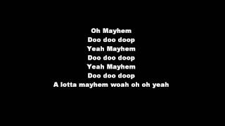 Mayhem Imelda May (Lyrics)
