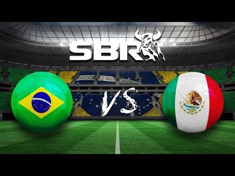 Brazil vs Mexico 17/06/14 | Group A 2014 World Cup Preview
