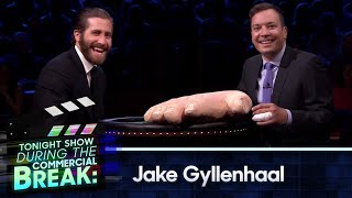 Jake Gyllenhaal in Ridiculous Situations on the Tonight Show with Jimmy Fallon