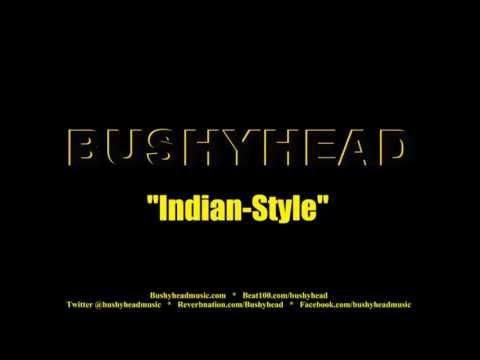 Indian Style by BUSHYHEAD