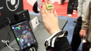 iRing hands-on: motion control for iOS