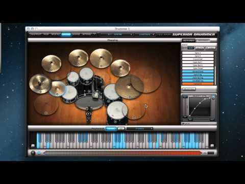 Ezdrummer superior drummer 2 0 comparison