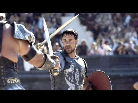 Gladiator Soundtrack - Pompeii - italia - pompei - Elysium - Honor Him - Now We Are Free - HD / HQ