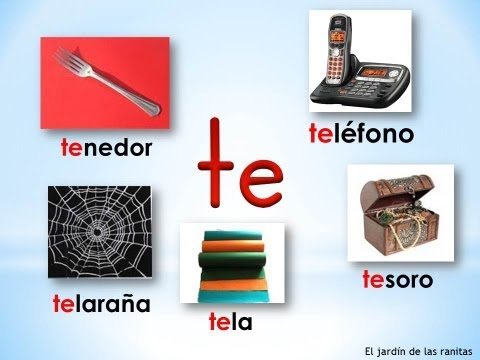# 6 Sílabas ta te ti to tu - Syllabes with T