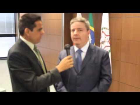 Governador fala sobre a UEMG