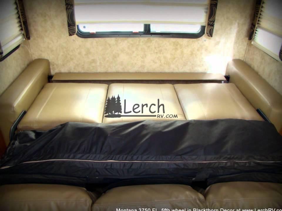 2013 Keystone Montana 3750 FL Front Living Room 5th Wheel Lerch RV Milroy Pen