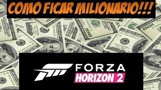 Ficando Milionário No Forza Horizon 2 (Sem Macete)