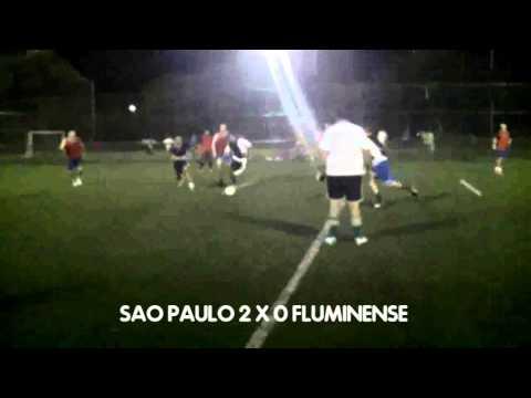 Gavião do Aterro (Show do Esporte) - P. de Segunda Feira (Vídeo 221) - SPO x FLU