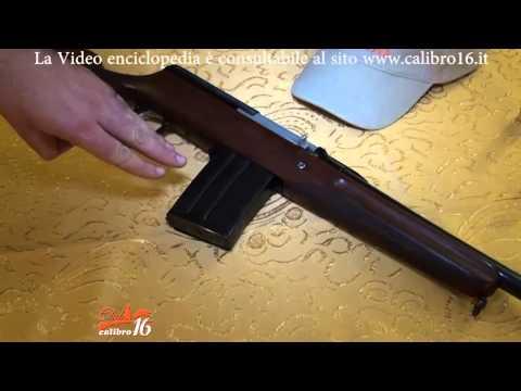 VIDEO ENCICLOPEDIA DEL CALIBRO 16 - BERNARDELLI SEMIAUTOMATICO