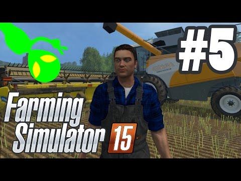 TARLADA UZAYLI VAR! - Farming Simulator 15 | Bölüm 5