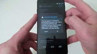 How To Enable USB Debugging Mode Android KitKat 4.4.2